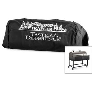 Traeger Hydrotuff Cover For XL Pellet Grill On Cart