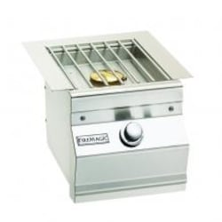 Fire Magic Classic Natural Gas Built-In Single Side Burner - 3279-1 image