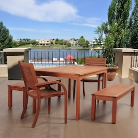 Patio Dining Sets Under 1 000 Affordable Outdoor Dining