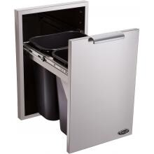 DCS 20-Inch Roll-Out Trash / Recycle Bin With Soft Close - TB1-20 image