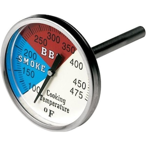 2 Inch Smoker Thermometer image