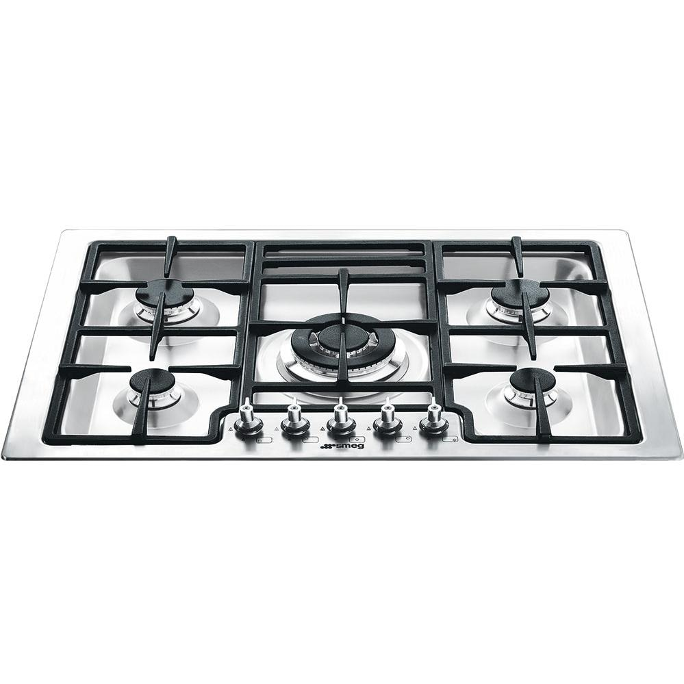 Burner Gas Cooktop Stainless
