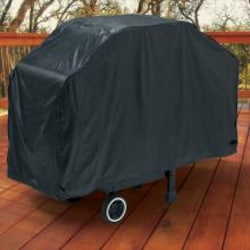 Economy Vinyl Grill Cover - 68 W X 21 D X 40 H image