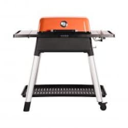 Everdure By Heston Blumenthal FORCE 48-Inch 2-Burner Propane Gas Grill With Stand - Orange - HBG2OUS image