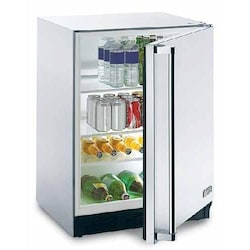 Lynx 24-Inch 5.5 Cu. Ft. Compact Refrigerator - Stainless Steel - L24REF