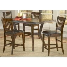 Hillsdale Arbor Hill Counter Height Dining Set 5 Piece - 4232GTBS image