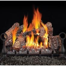 Napoleon 24-Inch FiberGlow Natural Gas Vented Gas Log Set With Electronic Ignition image