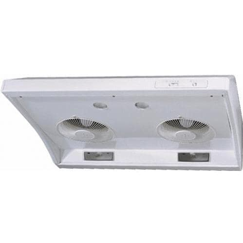 Zephyr Range Hoods Power 42-Inch Cyclone Under Cabinet Range Hood With 650 CFM Internal Blower - Stainless Steel - AK6542S