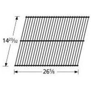 Porcelain Coated Steel Wire Rectangle Cooking Grid 55801