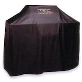 TEC Vinyl Grill Cover For Sterling II Grill Freestanding Gas Grills With One Side Shelf - ST30VC1