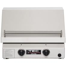 TEC Sterling II FR 26-Inch Infrared Built-In Grill With Mounting Kit - ST2NTFR ST2MTKIT