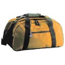Augusta Ripstop Extra Large Duffel Bag - Gold/Black image