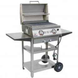 Solaire AllAbout 2-Burner Infrared Propane Gas Grill image