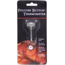 2-Inch Poultry Thermometer Button Charcoal Companion 2-Inch Poultry Thermometer Button - Packaged View
