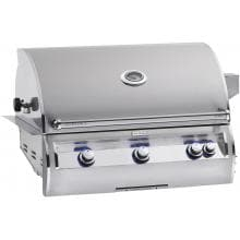 Fire Magic Echelon Diamond E790i 36-Inch Built-In Propane Gas Grill W/ Analog Thermometer - E790i-4EAP Fire Magic Echelon Diamond E790i A Series Propane Gas Built-In Grill