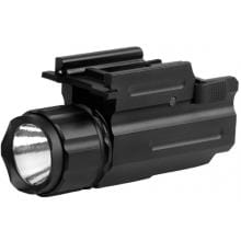 Firefield Tactical Pistol Flashlight - 120 Lumens - Black - FF23011
