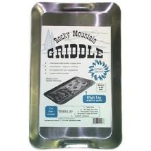 Rocky Mountain 10 X 16 Inch Steel Griddle