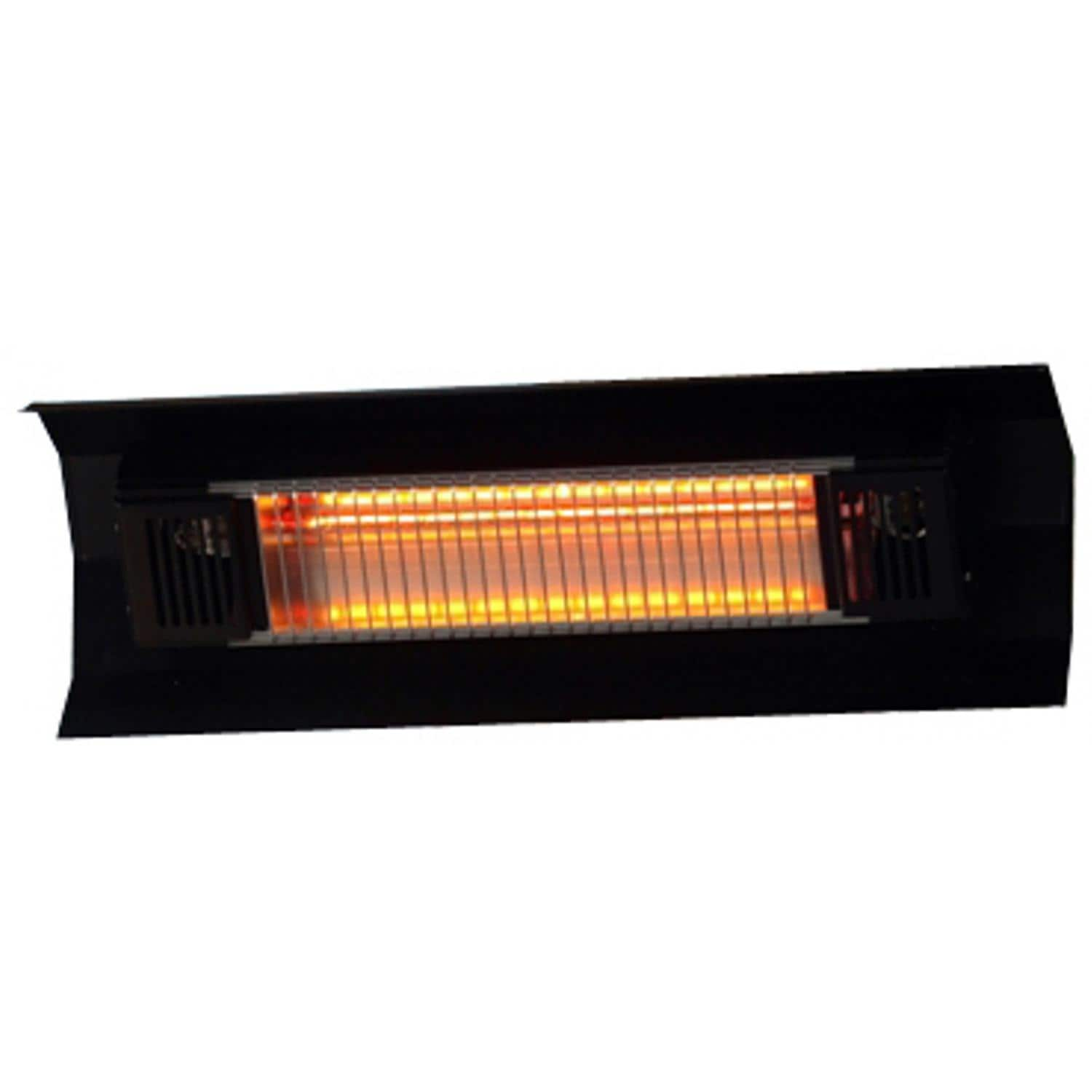 Fire Sense 22 Inch 1500w Electric Infrared Patio Heater