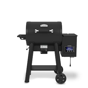 Broil King Baron 440 Wi-Fi & Bluetooth Controlled 26-Inch Pellet Grill - 493051 image