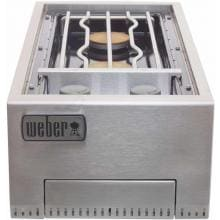 Weber Summit Built-in Natural Gas Dual Side Burner