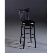 Hillsdale Cottage 30 Inch Swivel Bar Stool - Black - 4366-830