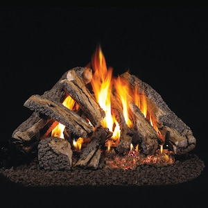 Peterson Real Fyre 18-Inch Western Campfyre Gas Logs (Logs Only - Burner Not Included) image