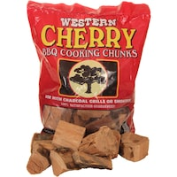 Western Wood Chips ~ Western hickory mini logs cu ft bbq guys