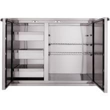 DCS 42-Inch Sealed Dry Storage Pantry With Soft Close - DP1-42 DCS 42-Inch Sealed Dry Storage Pantry - Open