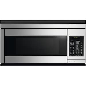 Fisher Paykel (Formerly DCS) 30-Inch 850-Watt Over-The-Range Convection Microwave Oven - CMOH30SS-2 Y image