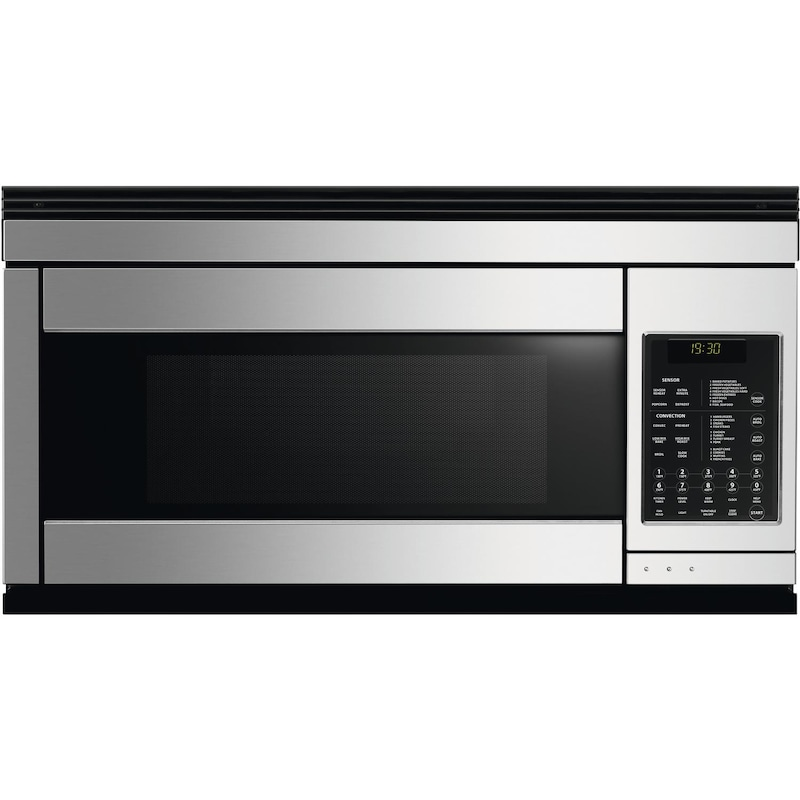 Dcs Microwave Convection Oven: Fisher Paykel (Formerly DCS) 30-Inch 850-Watt Over-The