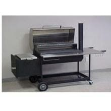 Texas Barbecues 500 Barbecue Pit/Smoker