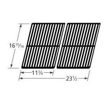Porcelain Coated Cast Iron Rectangle Cooking Grid 60662
