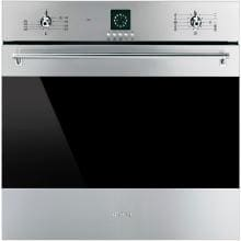 Smeg Classic 24-Inch Built-In Electric Single Wall Oven - Stainless Steel - SF399XU