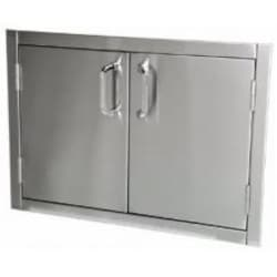 Solaire 30 Inch Flush Mount Double Access Door - SOL-FMD-30 image