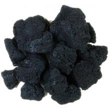 BBQ Guys Lava Rock - Black - 7 Lbs
