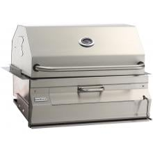 Fire Magic Legacy 30-Inch Built-In Charcoal Grill - 14-S101C-A Fire Magic Legacy 30-Inch Built-In Charcoal Grill