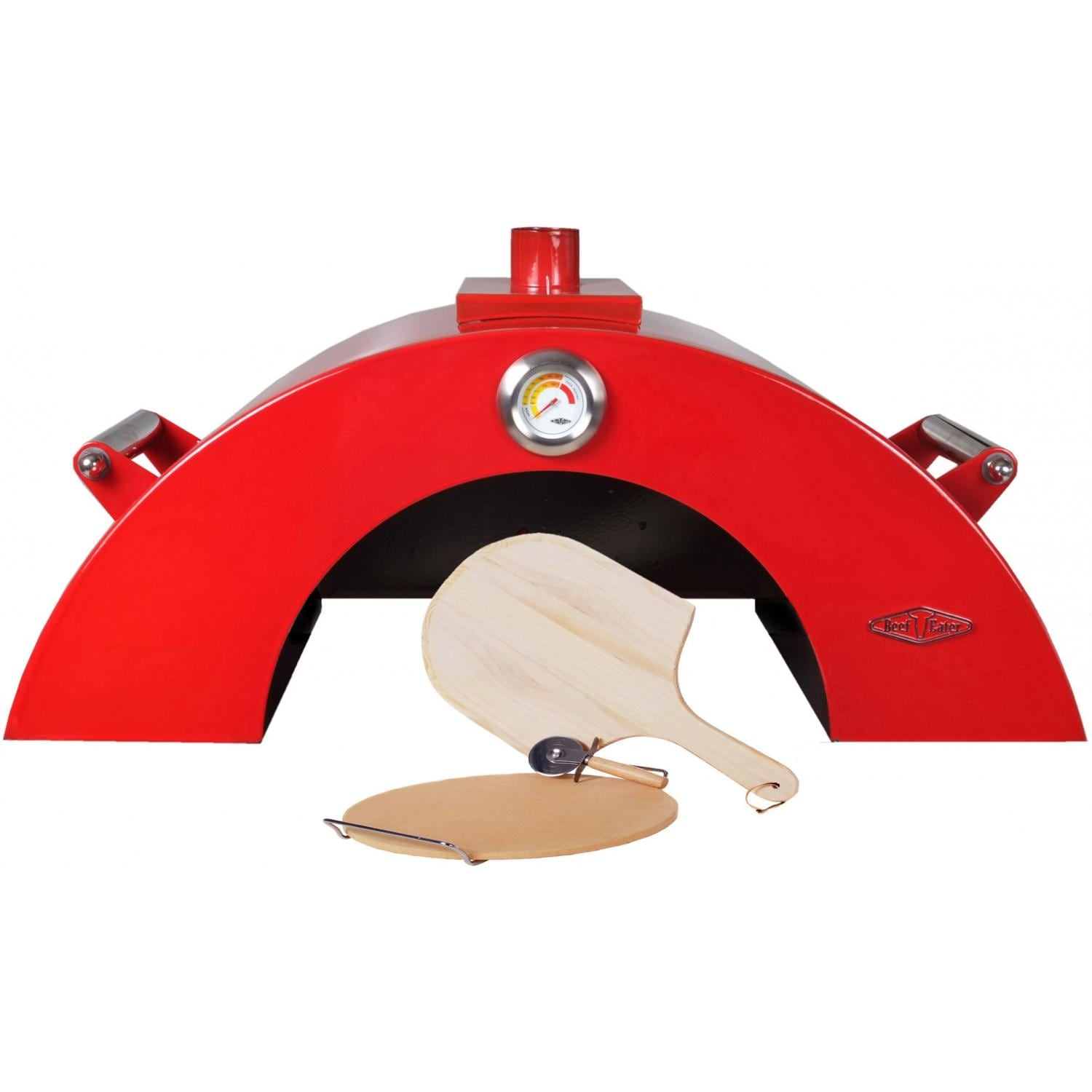 BeefEater Removable Pizza Oven Hood & Pizza Kit For Gas Grill