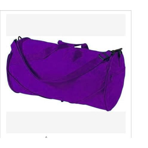 Augusta Expandable Roll Bag - Purple