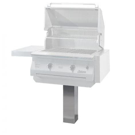 Solaire In-Ground Post For 30 Inch Gas Grills - SOL-IGP-30