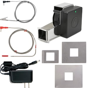 Flame Boss 400 WiFi Smoker Controller W/ Kamado Adapter Kit - FB400-K image