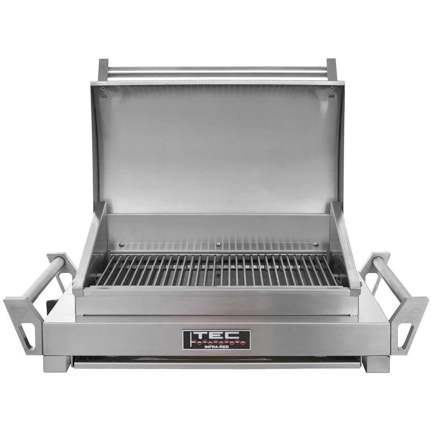 tabletop infrared grill