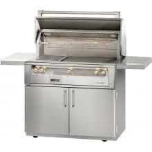 Alfresco ALXE 42-Inch Freestanding Propane Gas Grill With Sear Zone And Rotisserie - ALXE-42SZC-LP image