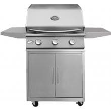 RCS Premier Series 26-Inch Propane Gas Freestanding Grill - RJC26A-LP