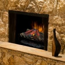 Dimplex 28-Inch Open Hearth Electric Insert - DLG1058