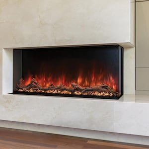 Modern Flames Landscape Pro Multi 56-Inch Built-In/Wall Mount Electric Fireplace - LPM-5616 image
