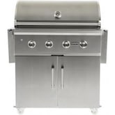 Coyote C-Series 36-Inch 4-Burner Freestanding Propane Gas Grill