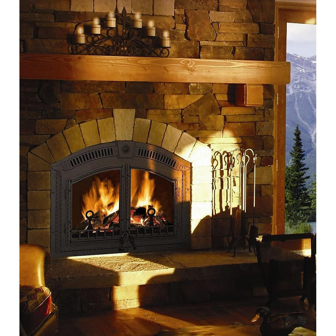 Napoleon NZ6000 High Country Wood Burning Fireplace