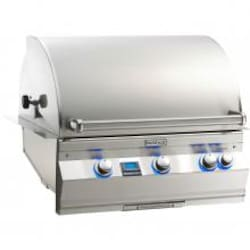 Fire Magic Aurora A660i 30-Inch Built-In Natural Gas Grill With Rotisserie - A660i-6E1N image