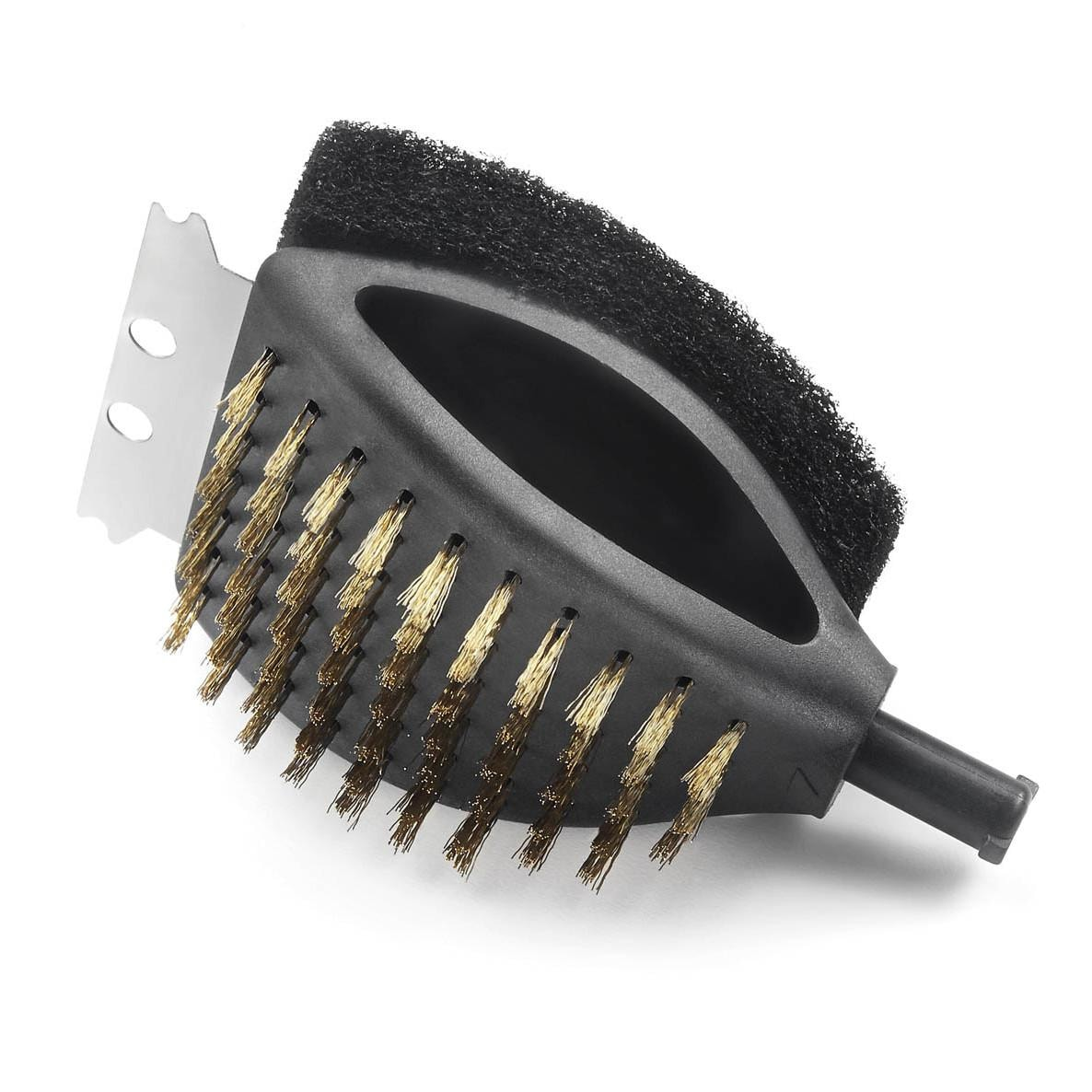 Outset Replacement Brush Head For Model 76222 Telescoping Grill Brush - 76223