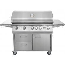 Lion L90000 40-Inch Stainless Steel Freestanding Natural Gas Grill image